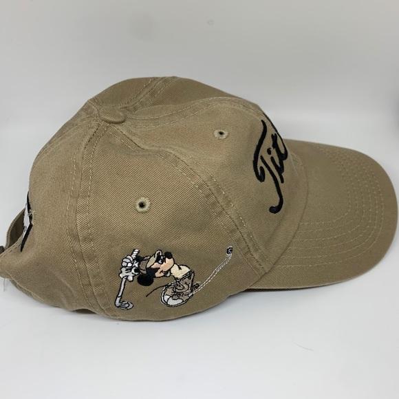 Titleist Disney Mickey Mouse Adjustable Golf Hat